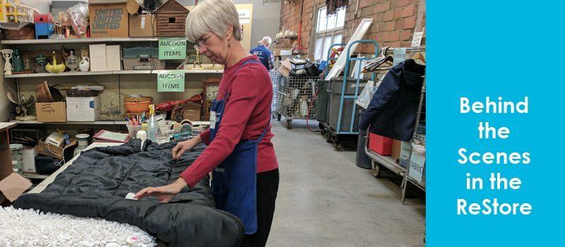 Volunteer Spotlight Susie Emerick Asheville Habitat For