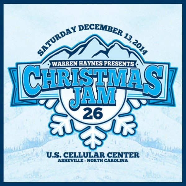 Christmas Jam.Warren Haynes Presents The 26th Annual Christmas Jam On