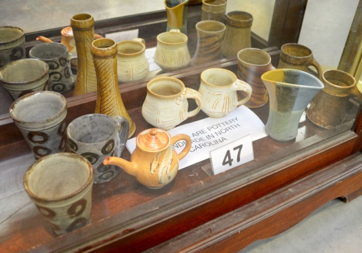 North Carolina Pottery Collection