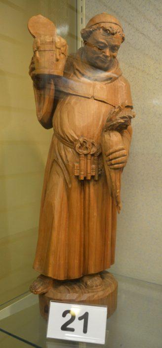 Belgian Monk