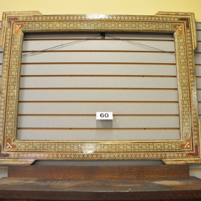 Inlay Wooden Frame