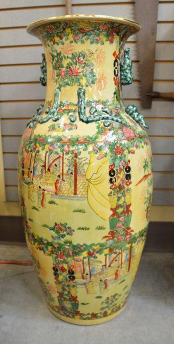 Ornate Porcelain Vessel