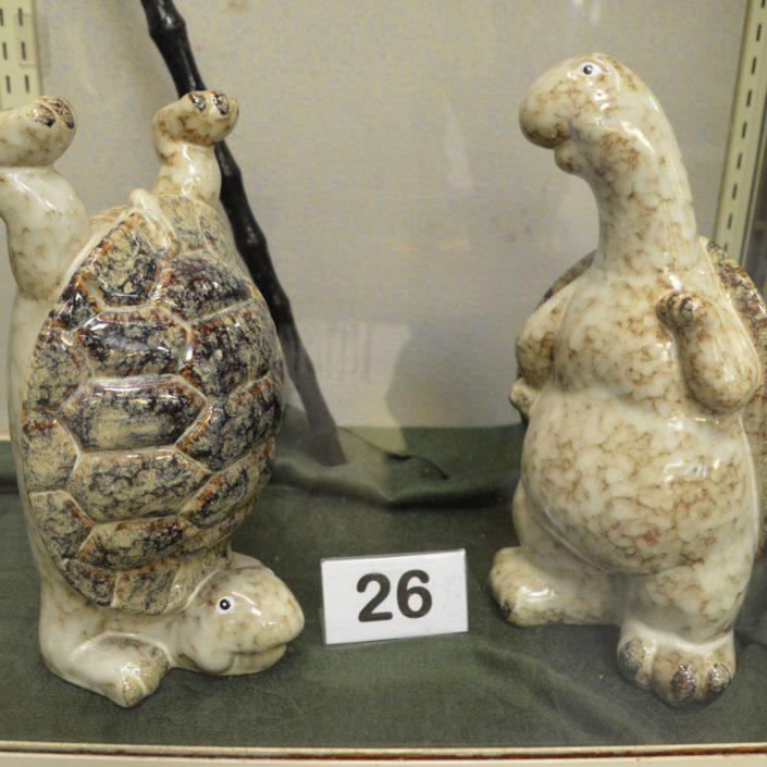 Playful Turtles
