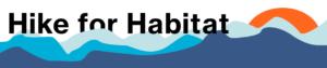 Hike For Habitat Non Logo Horiz
