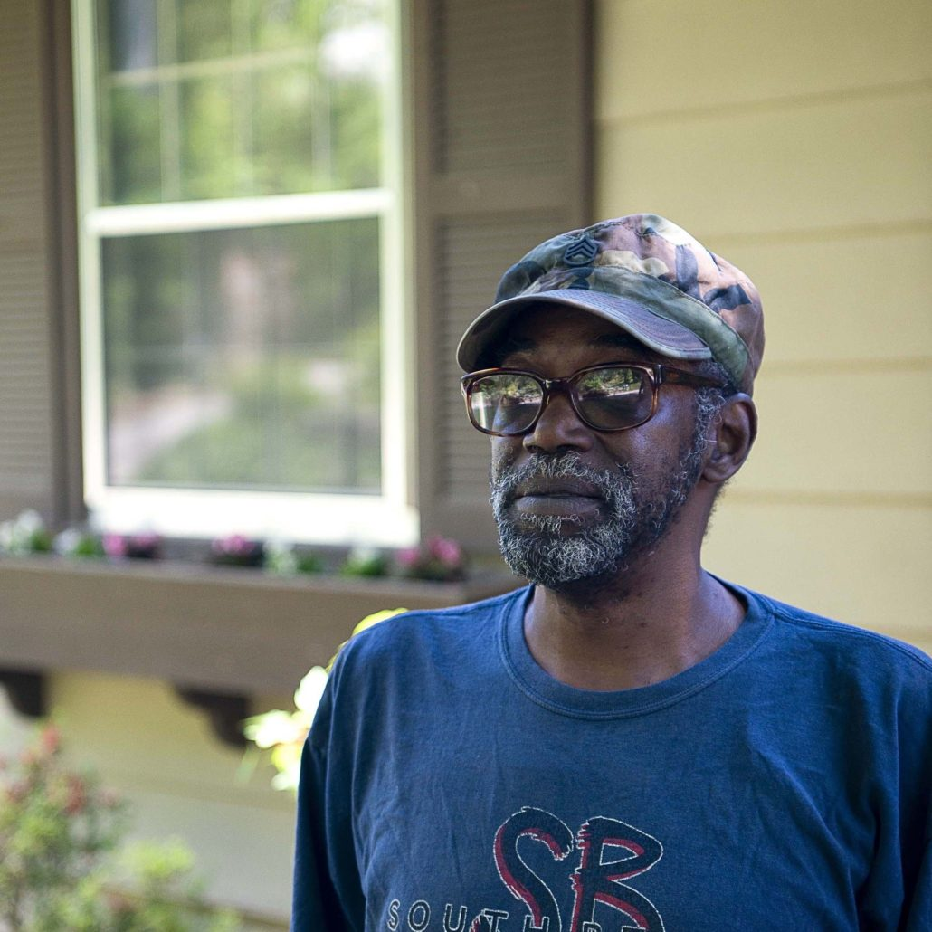 Kenneth, Asheville Veteran