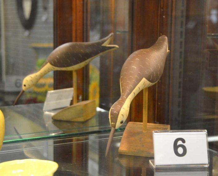 Sand Piper Figurine