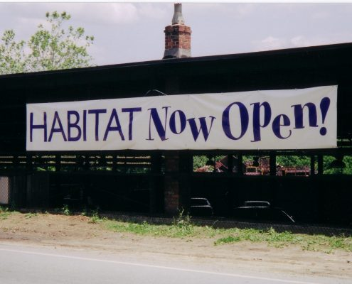 Habitat Now Open Original