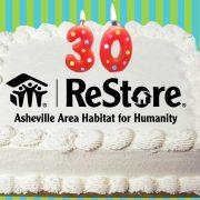 Restore Turns 30