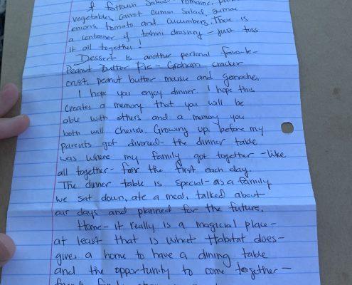 Baba Letter 1