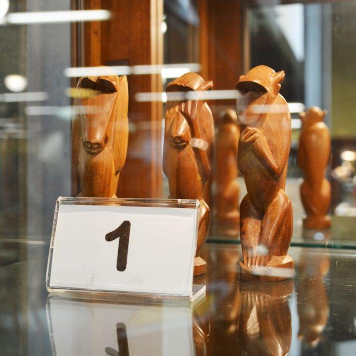 Carved Monkies