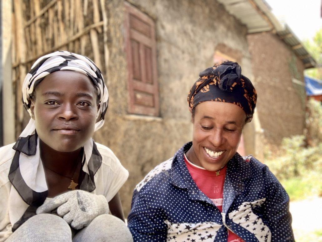 Women In Ethiopia High Res