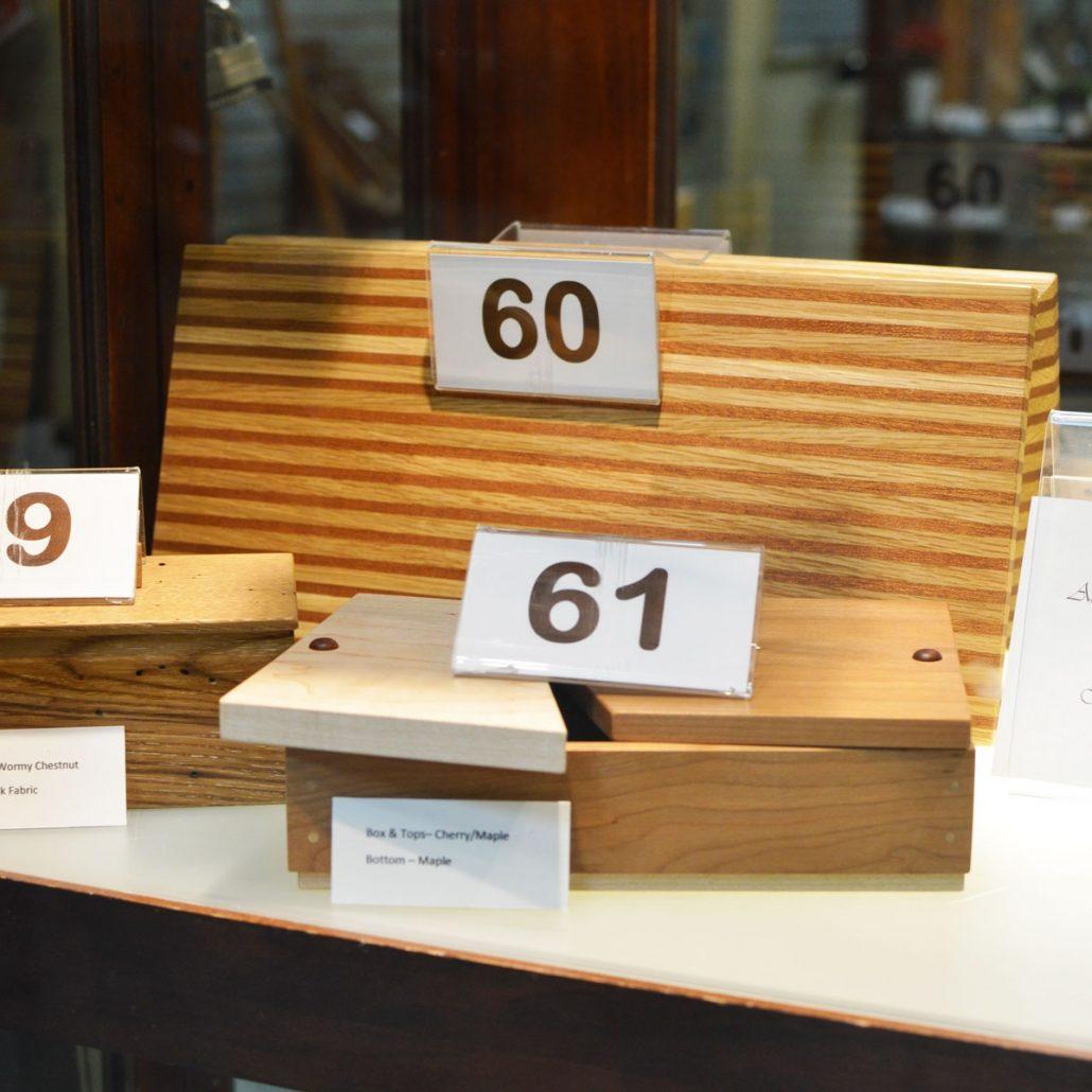 Wood 2 Sq